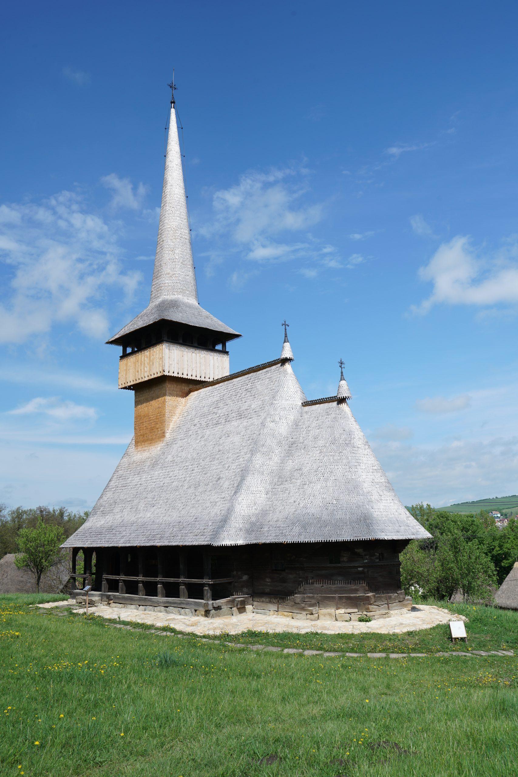 Biserica lui Horea – un patrimoniu pentru viitor